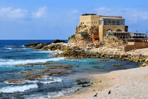 Okeanos Aparthotel Caesarea beach