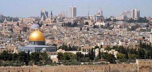 Okeanos Aparthotel Jerusalem city