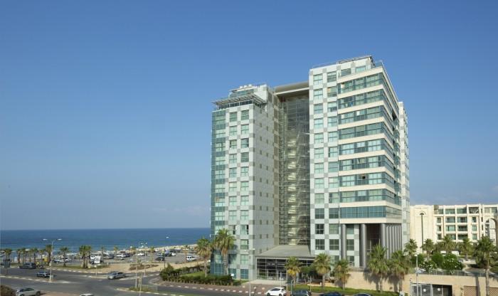 Okeanos Aparthotel gorgeous coastal location