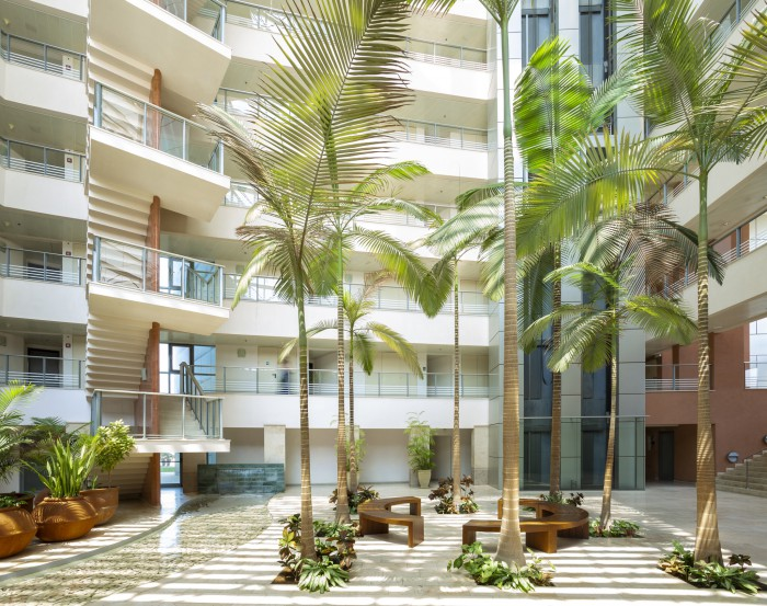 Okeanos Aparthotel suited for family life